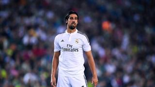 Sami Khedira transfer news