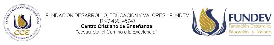 Colegio Centro Cristiano de Enseñanza CCE