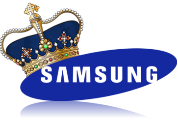 Samsung Galaxy Note 4 logo