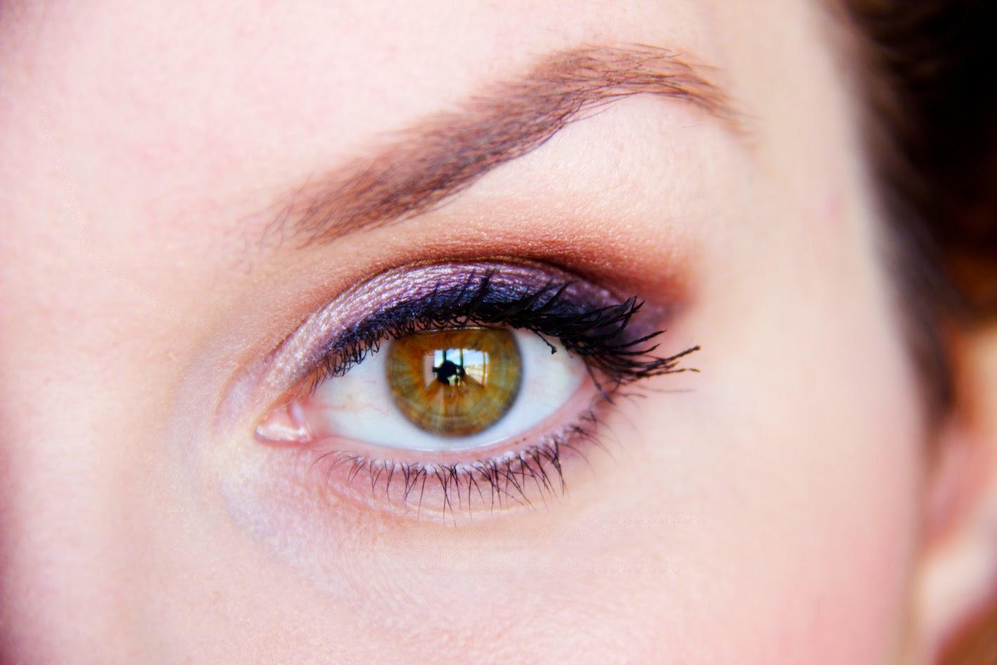 elige el tono de sombras de acuerdo al color de tus ojos la