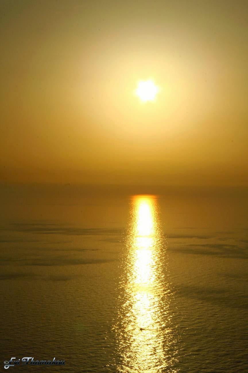 Sunset, Lighthouse, Gavdos - Ηλιοβασίλεμα, Φάρος, Γαύδος