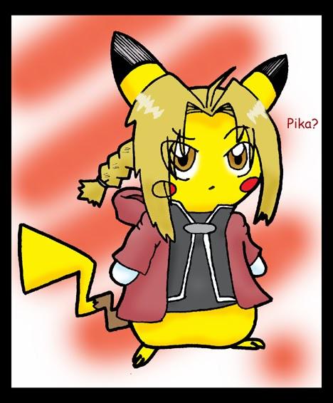 Pikachu metaliro