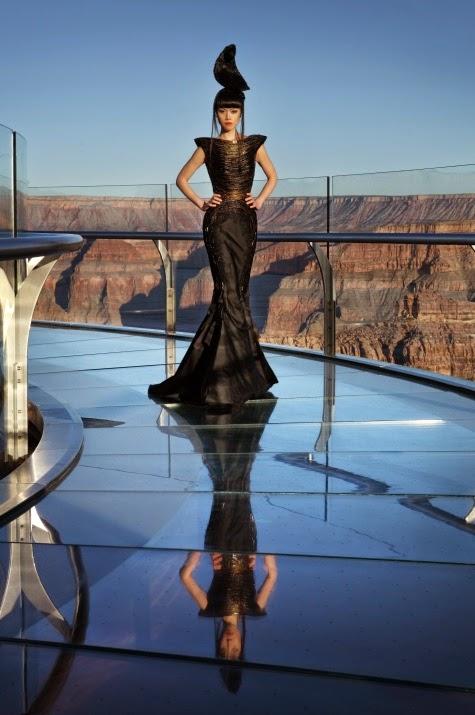 Fashion show Grand Canyon