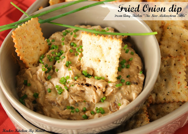 Fried Onion Dip