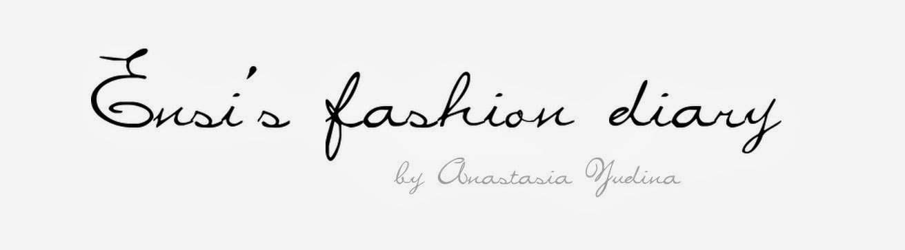 Ensi's fashion diary
