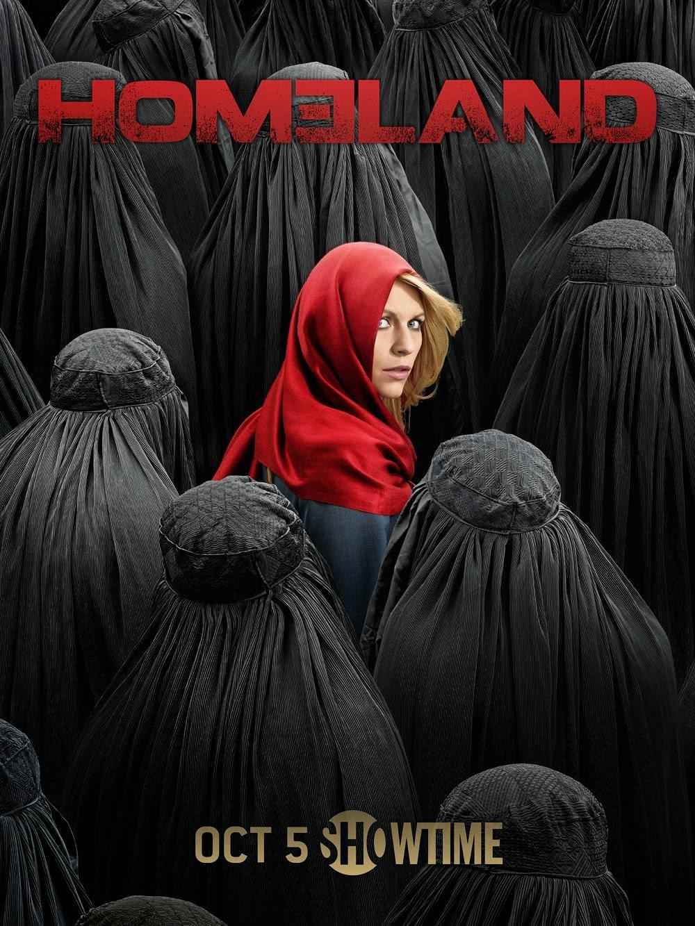 Đất Mẹ Phần 4 - Homeland Season 4