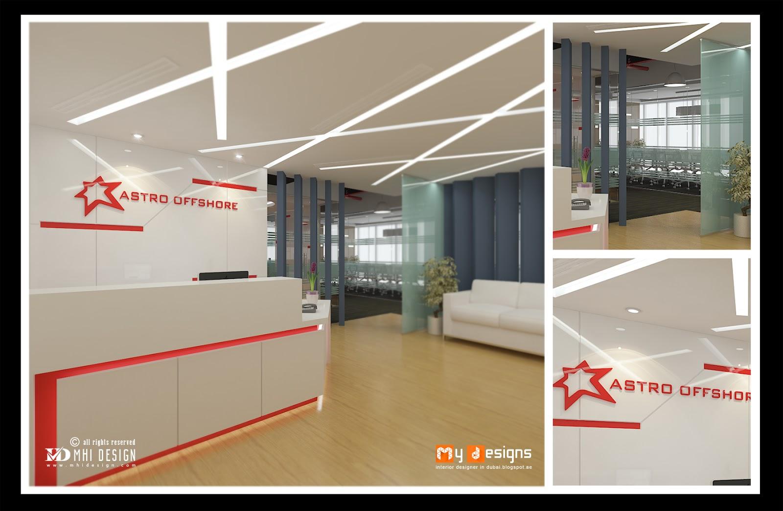 Office Interior Designs In Dubai