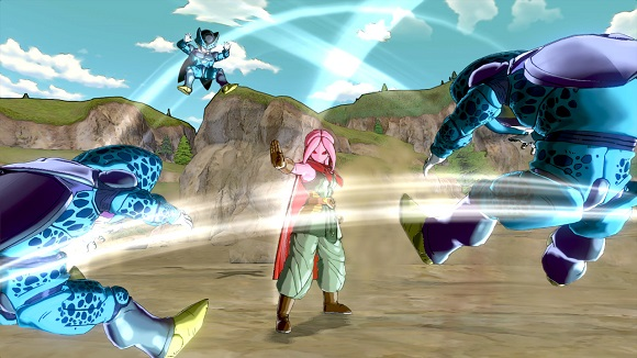 crack dlc 1 dragon ball xenoverse parallel