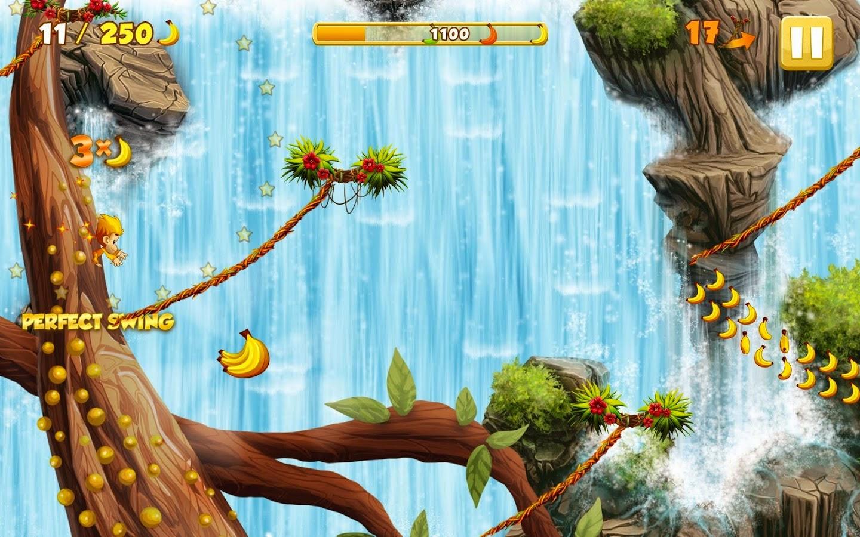 Benji Bananas Game Adventure yang lucu dan menggemaskan, Download Apk-nya Sekarang!