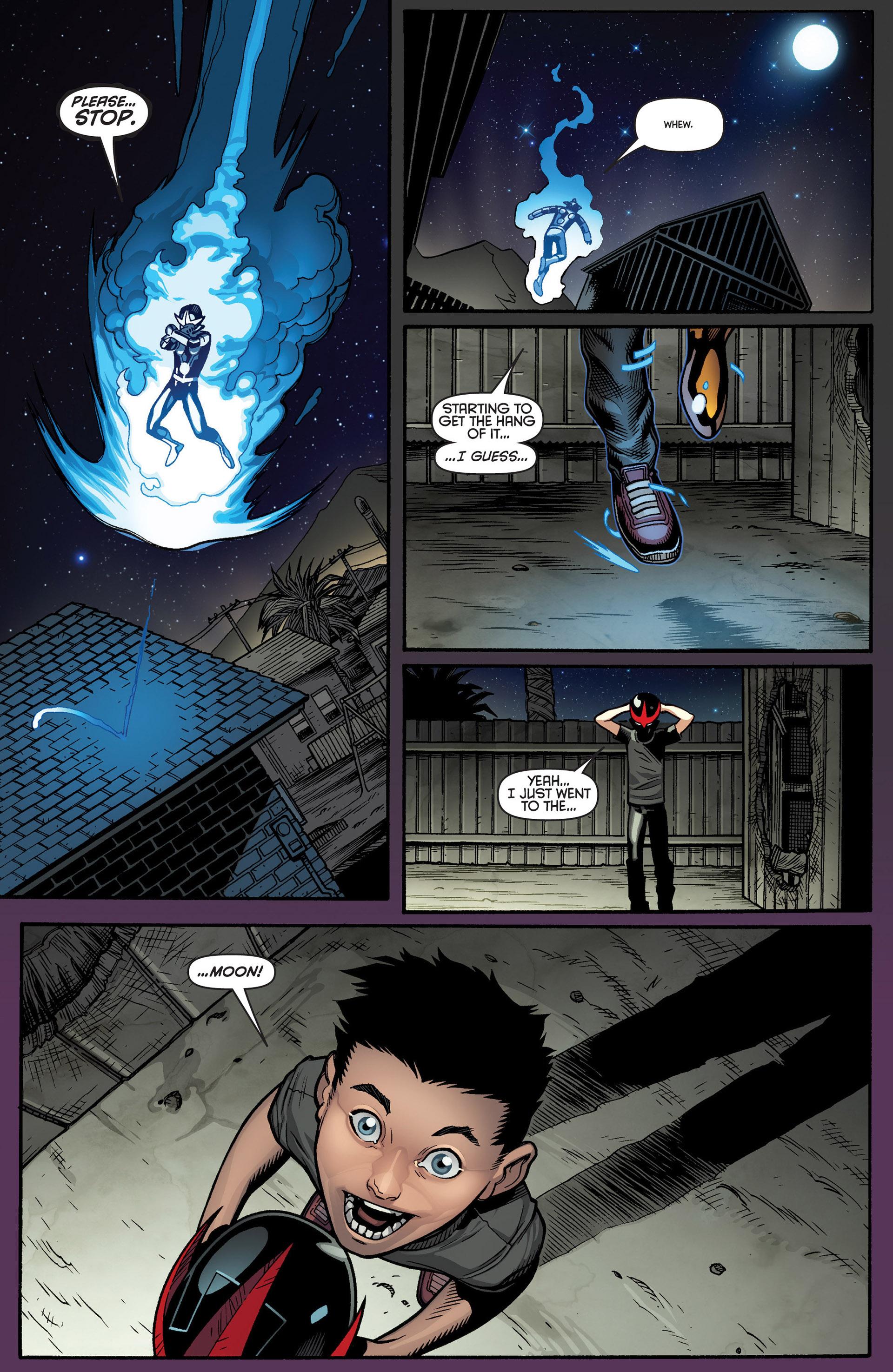 Nova (2013) - Chapter  3 | pic 8