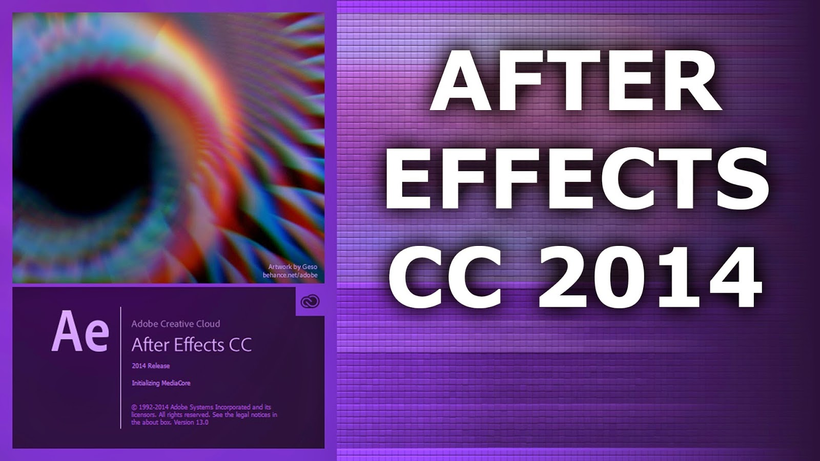 After Effects CC 12.2.1 Image