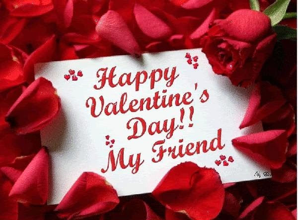 Happy valentines day quotations for friends