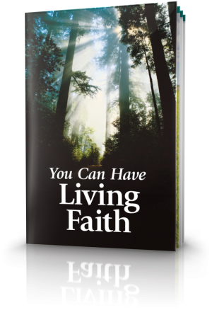 You Can Have Living Faith