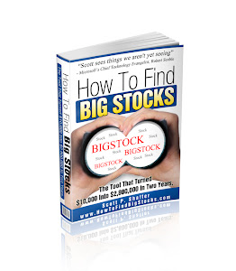 How To Find Big Stocks book