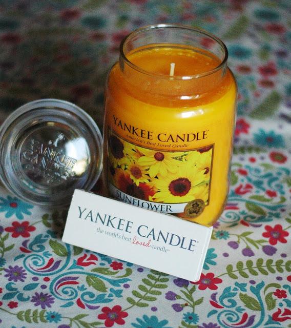 `Yankee Candle - Sunflower