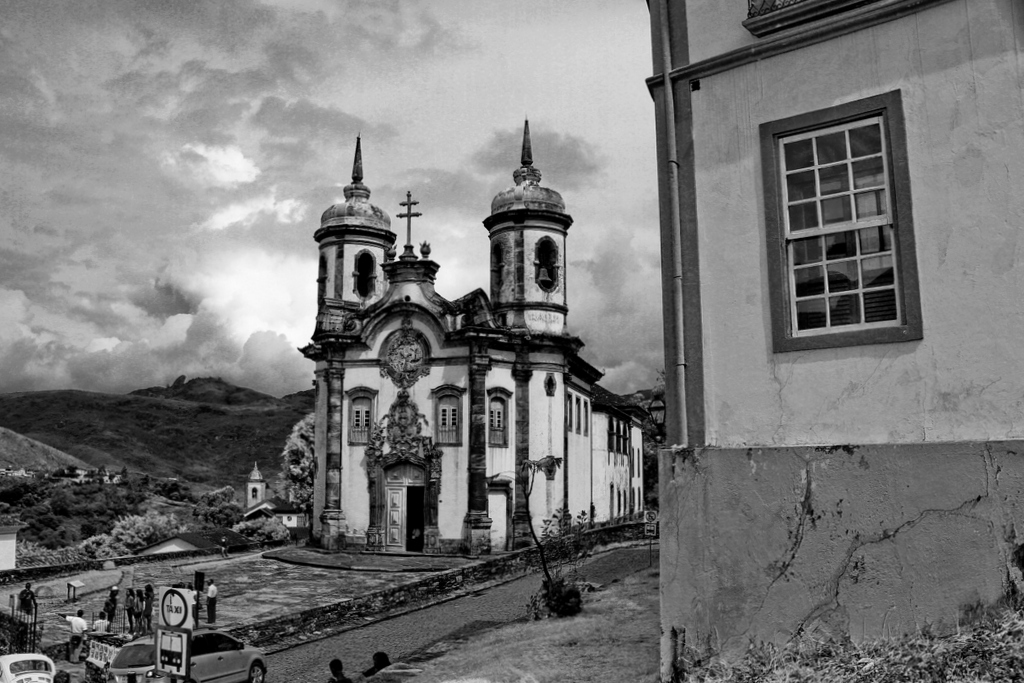 São Francisco de Assis Church (Ouro Preto, MG, Brazil), by Guillermo Aldaya / PhotoConversa