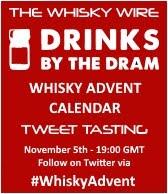 DBTD Whisky Advent Tweet Tasting