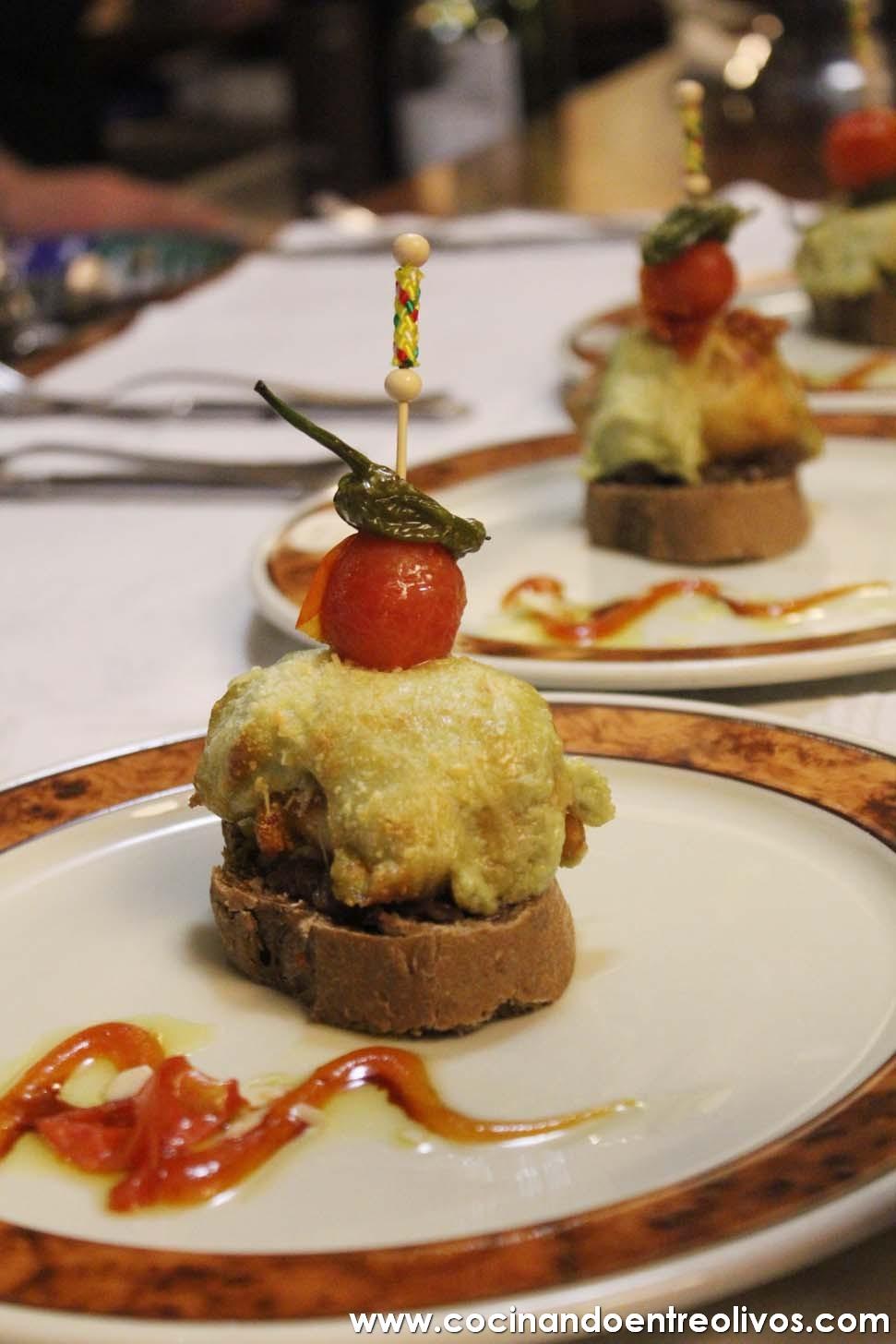 Cocinando entre olivos concurso granada de tapas 2013 for Grifos y tapas granada
