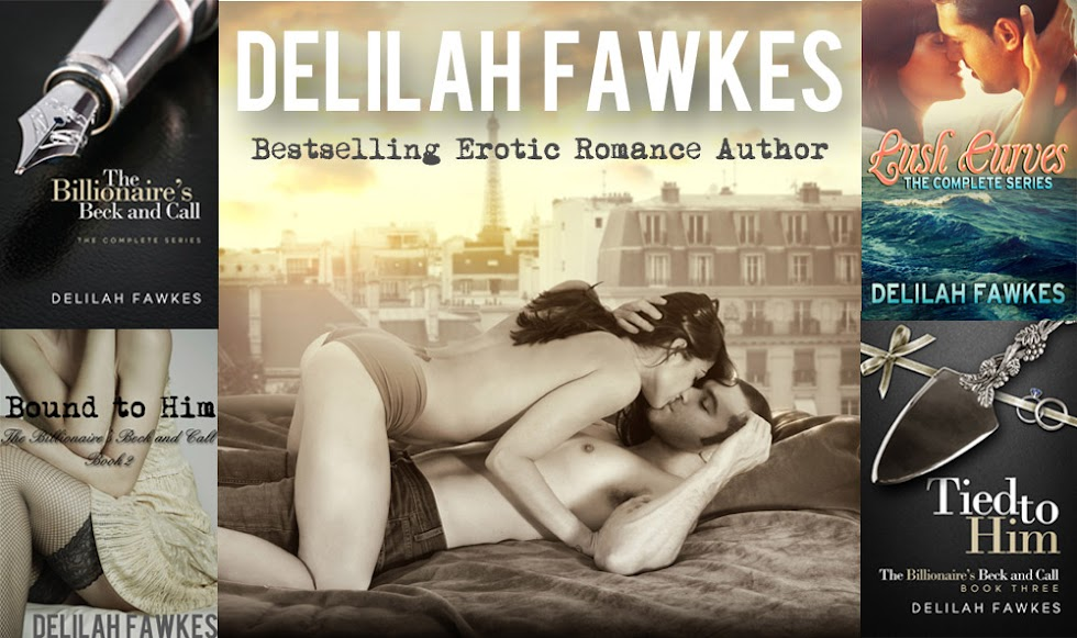 Delilah Fawkes: Bestselling Erotic Romance Author