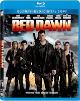 Red Dawn Blu-Ray DVD