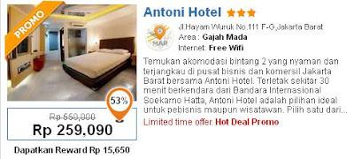 Ini Daftar Hotel Di Jakarta Sekitar Gajah Mada Yang Murah