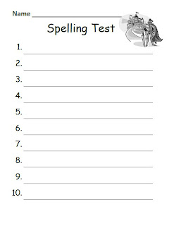 Fern Smith's The -ight Family Spelling {Word Work} Lists & Tests