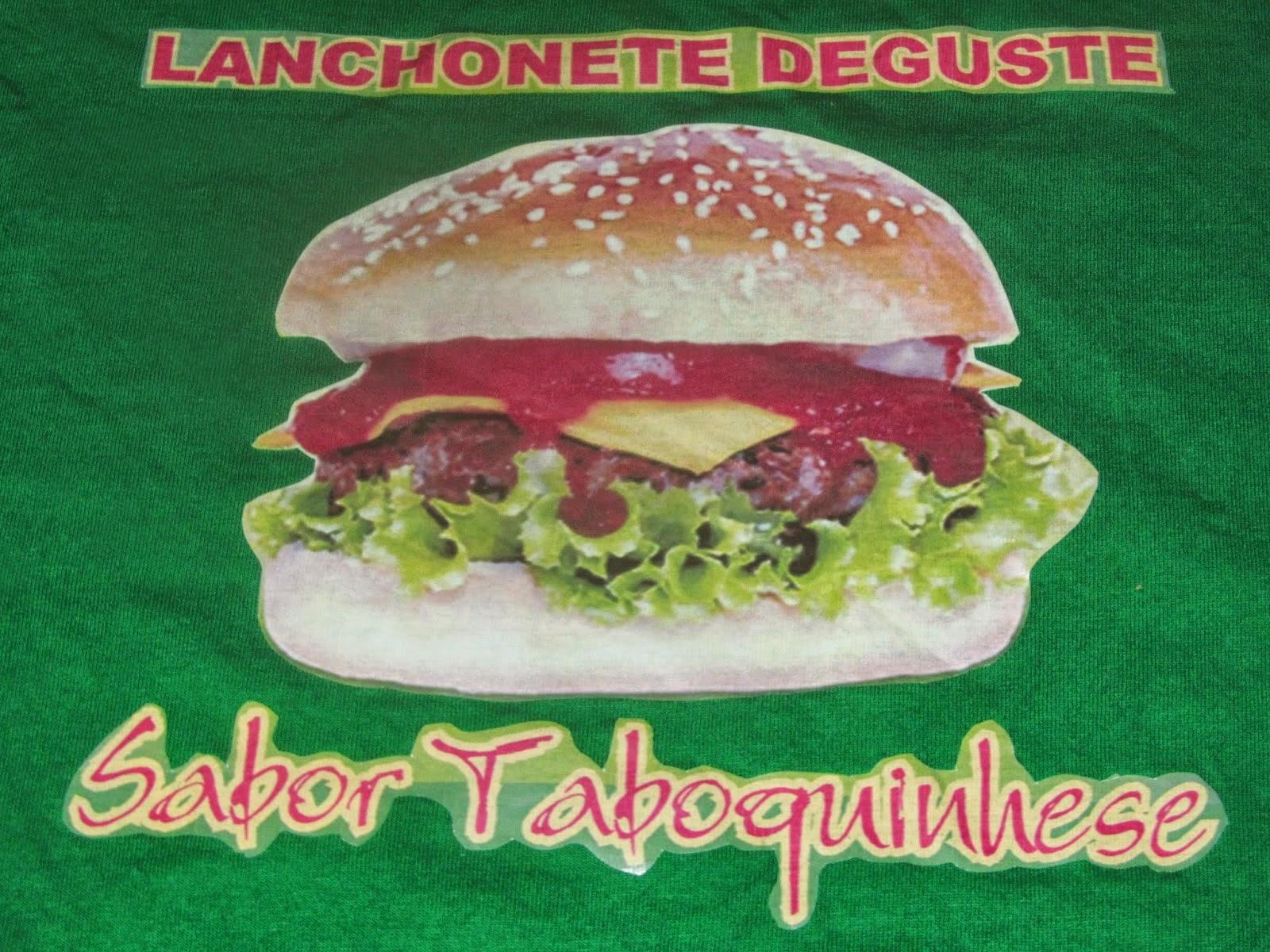 Lanchonete Deguste, a melhor opção!