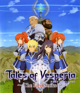 Tales of Vesperia: The First Strike (Legendado) DVDRip XviD