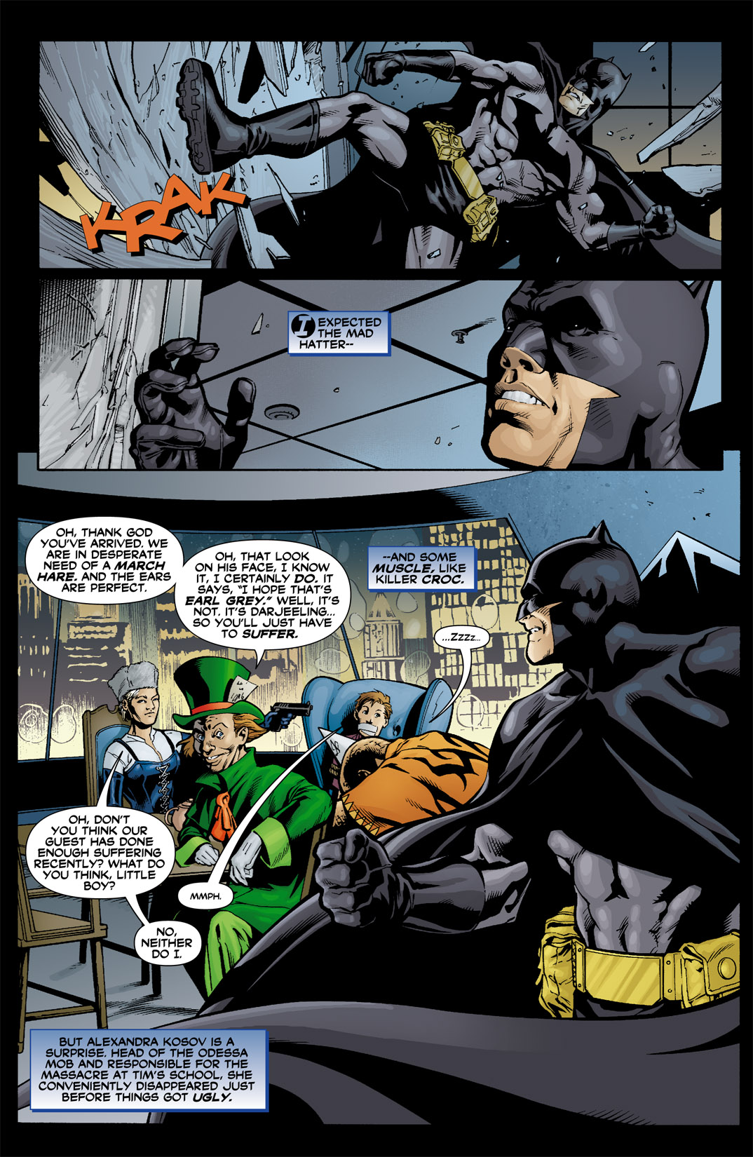 Detective Comics (1937) Issue #800 Page 20