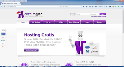 Cara Upload Website ke Hosting Server - (part 1)