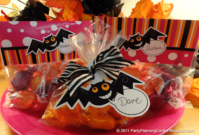 Free printable Candy Labels.