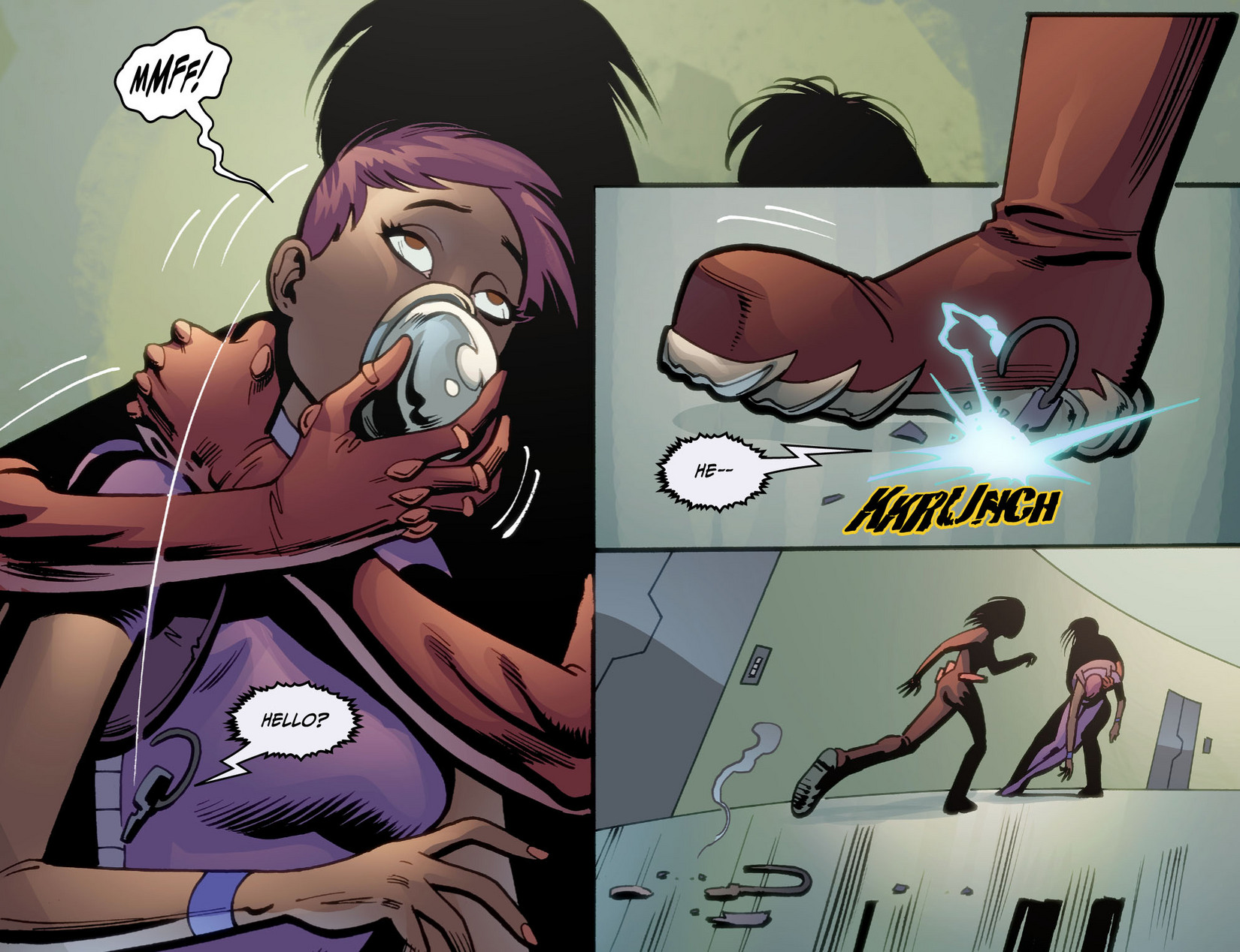 Batman Beyond (2012) Issue #12 #12 - English 14