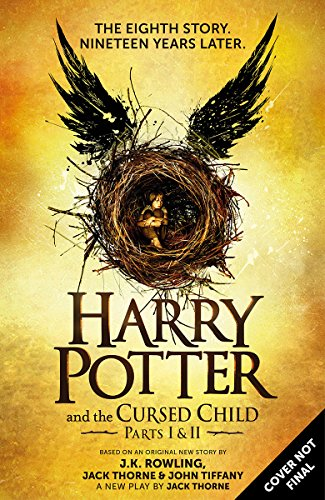 Pre-order your copy of Harry Potter and the Cursed Child (I did)!