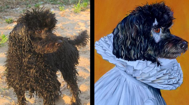 03-Victorian-Clown-Splendid-Beast-Your-Animal-Friend-on-an-Oil-Painting-www-designstack-co