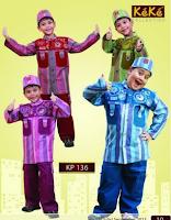 Aneka Model Baju Muslim Anak Laki-laki
