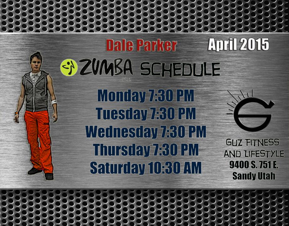 Zumba in Utah: Zumba Classes in Sandy Ut With Dale