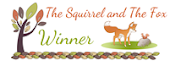 The Squirrel & The Fox Blog Hop Winner
