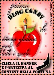 Ho vinto il primo premio come miglior racconto nel blog candy della cara Anna Lisa