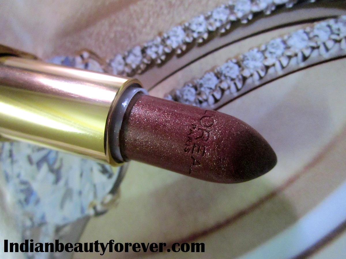 L'Oreal Paris Color Riche Lipstick Fever Brown 291 Review