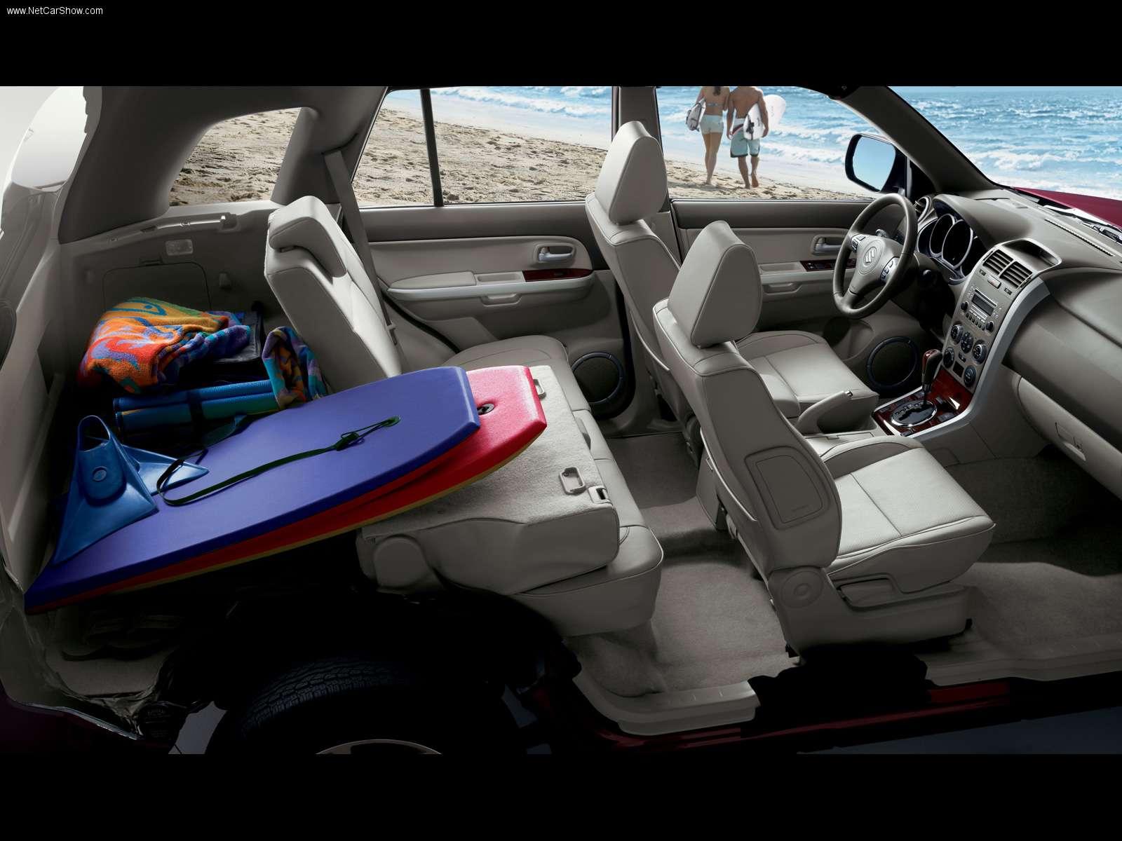 Hình ảnh xe ô tô Suzuki Grand Vitara V6 2006 & nội ngoại thất