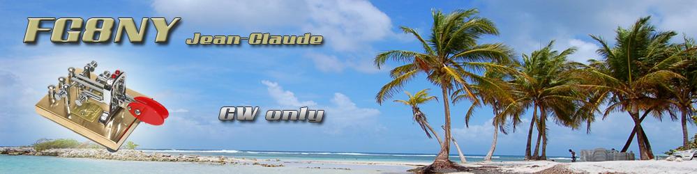 FG8NY - Radioamateur CW only