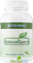 Natural Gain Plus - 50% Discount on All Orders for Limited Time