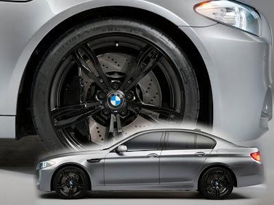 Concept Cars 2000: New BMW Sports Sedan 2011 M5 Concept Cars