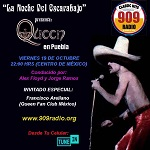 19 OCT 22 HRS. ESPECIAL QUEEN EN PUEBLA