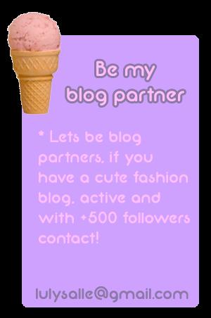 Blog Partner ☆彡