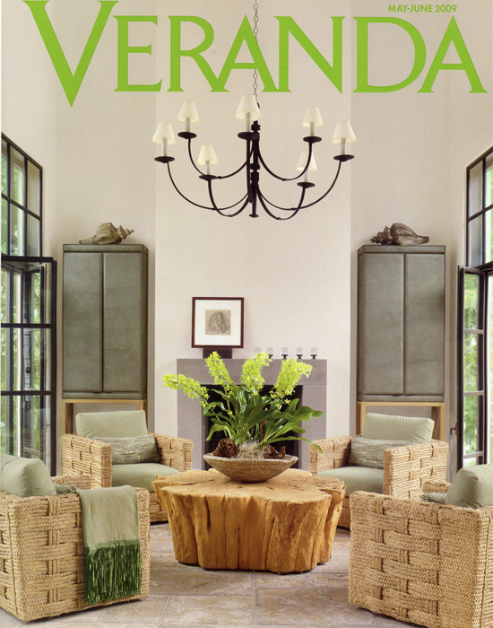 Veranda May-June 2009 Cover