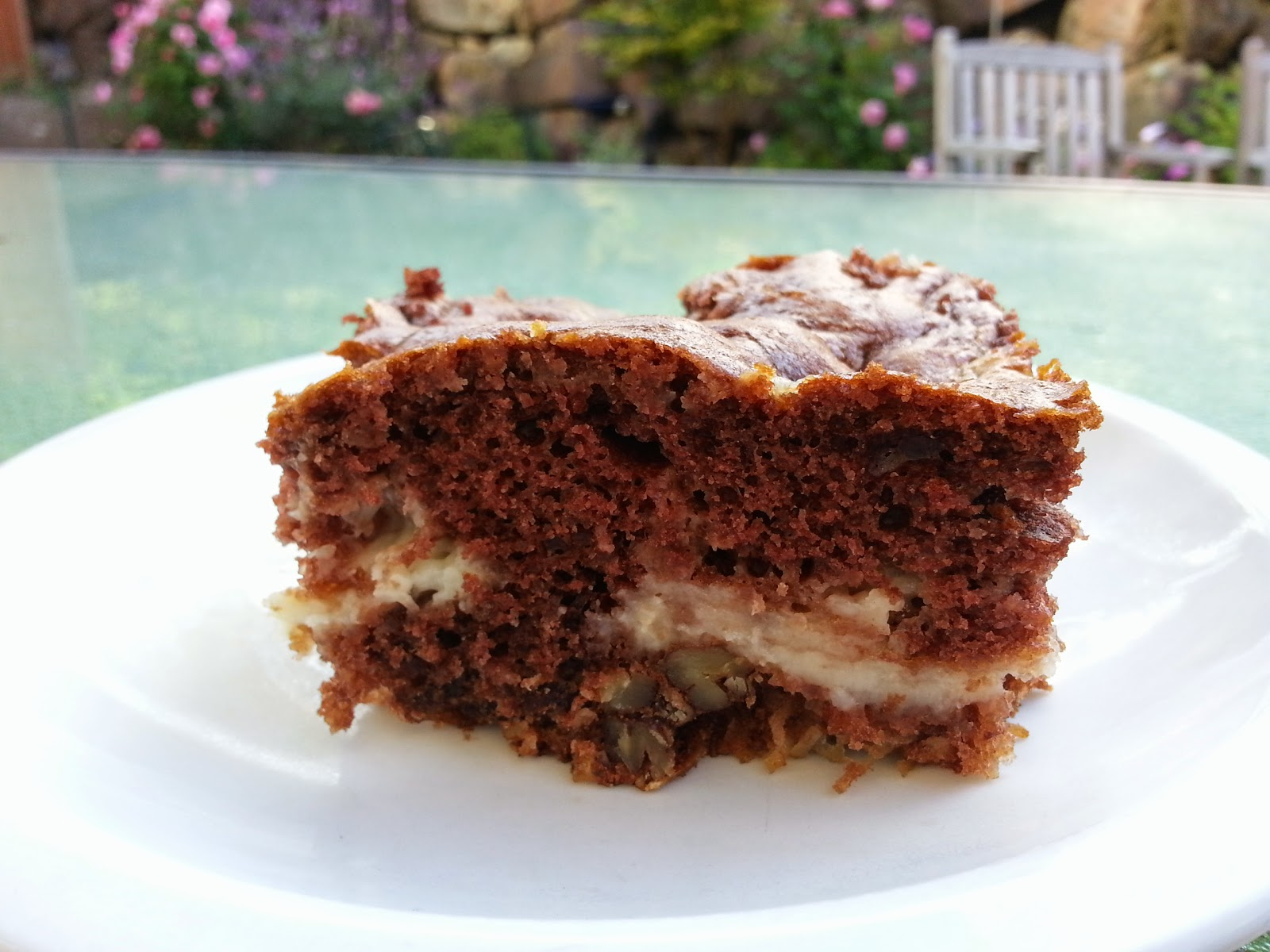 A Little of This and That...: German Chocolate Dump Cake