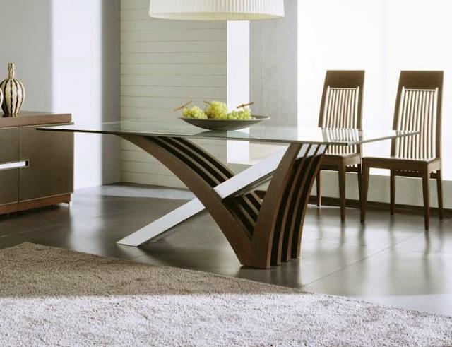 Updated Dining Room Interior Design 2015