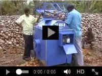 Thengai vurikkum endhiram Coconut pealing machine தேங்காய் உரிக்கும்