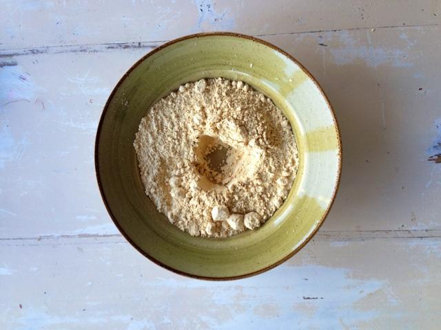 receta talo harina maiz paso a paso